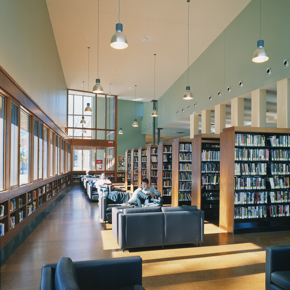 Boston Public Library Honan Allston Branch