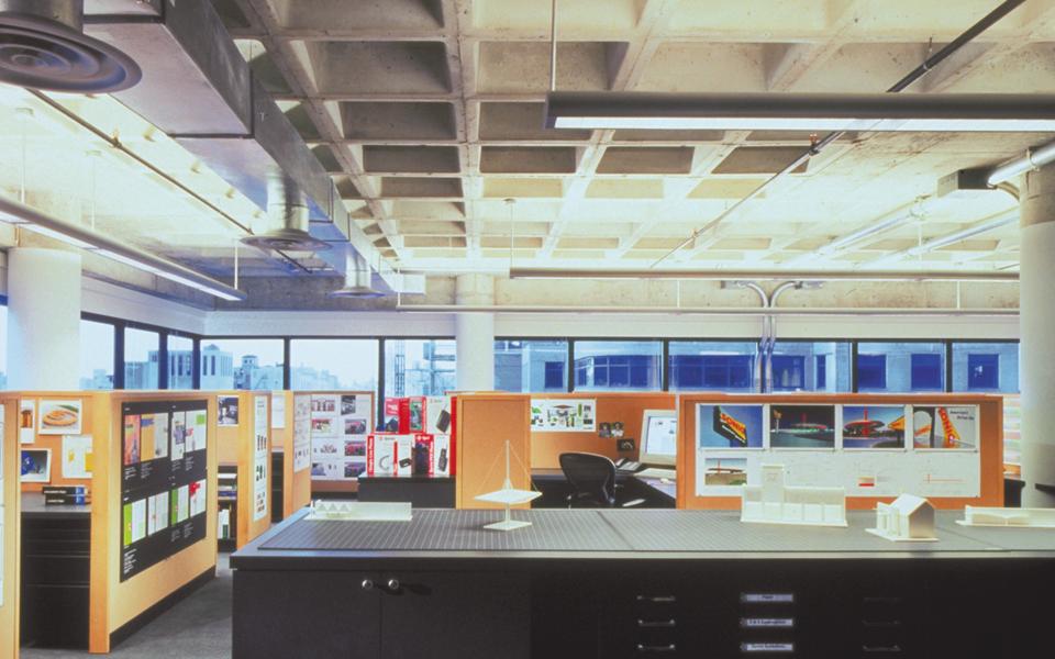 Lippincott Amp Marguiles Corporate Office Interior