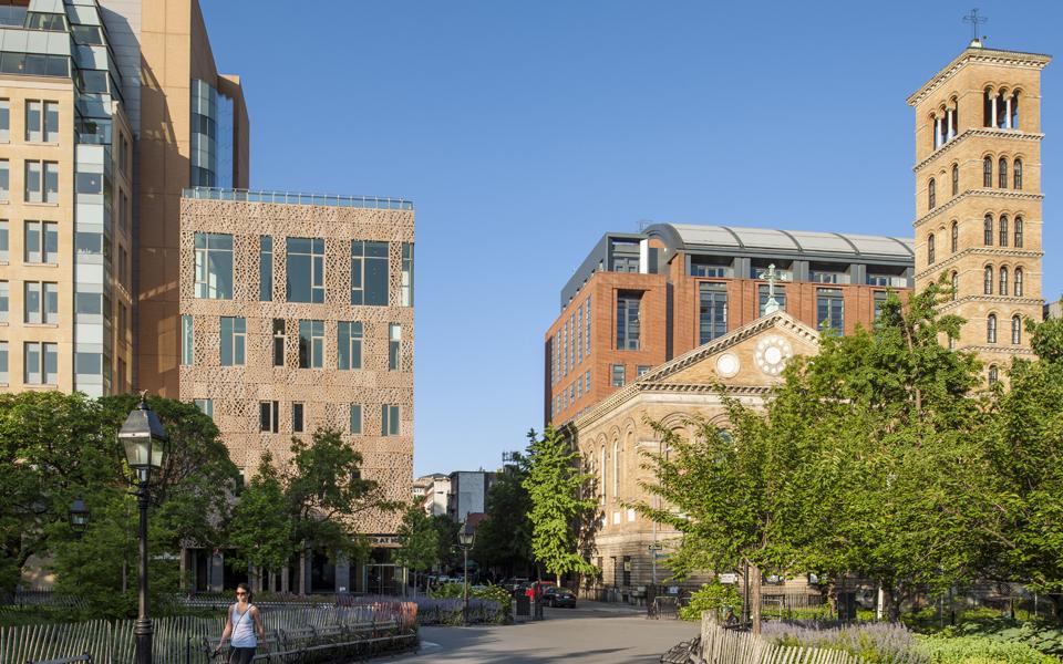 New York University Global Center for Academic and Spiritual