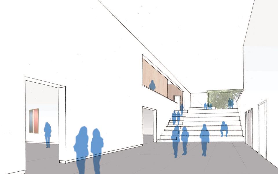 Rhode Island School of Design Museum of Art Addition